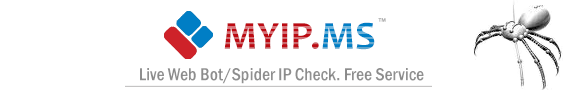 Web Bot / Spider IP Check